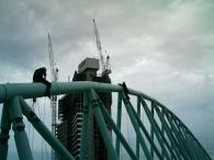 High Rope Access Works - Docklands 1