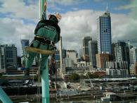 High Rope Access Works - Docklands 6