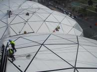 High Rope Access Works - AMMI Park 1